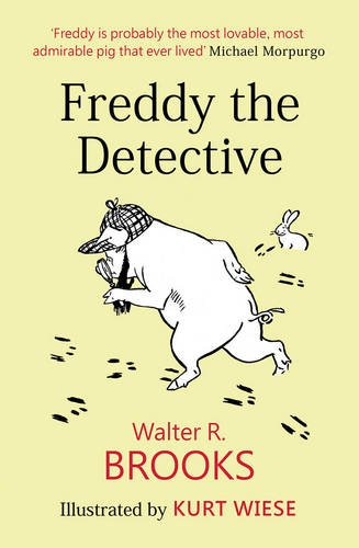 Freddy the Detective (Freddy the Pig)