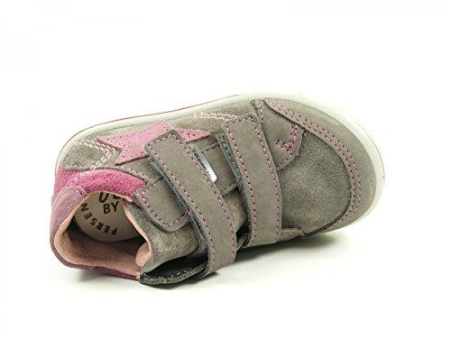 Ricosta 25-34900 Kimo Sneaker alta bambino Sympatex Grau