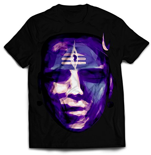 purple-face-adiyogi-isha-shiva-printed-creative-mens-black-cotton-t-shirt-stand-out-large