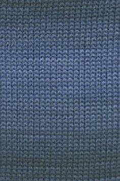 Preisvergleich Produktbild Sol Dégradé Lang Yarns 200m / 100gr Fb 35 Bändchengarn blautöne