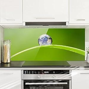 Glasbilder Küche 100 X 50 | Deine-Wohnideen.de