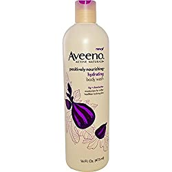 AVEENO ACTIVE NATURALS POSITIVELY NOURISHING HYDRATING BODY WASH - 473ML(16OZ)