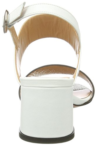 Oxitaly Damen Sevan 107 Slingback Sandalen Mehrfarbig (SKIN)