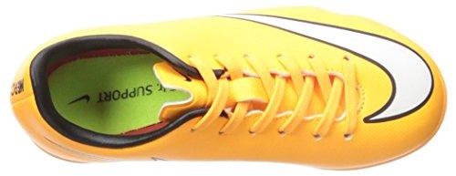 Nike Junior Mercurial Victory V TF Unisex-Kinder Fußballschuhe Orange