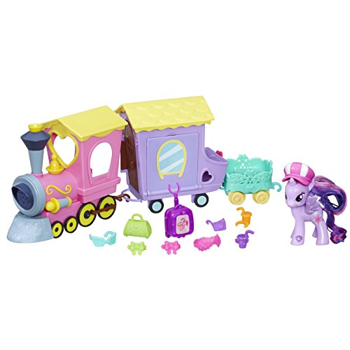 Hasbro My Little Pony B5363EU7 - Freundschafts-Express, Minipuppen