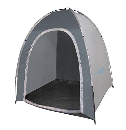 Bo-Camp Lagerzelt Gerätezelt Vorratszelt Beistellzelt Umkleidezelt Fahrrad Garage Pavillon Zelt Camping