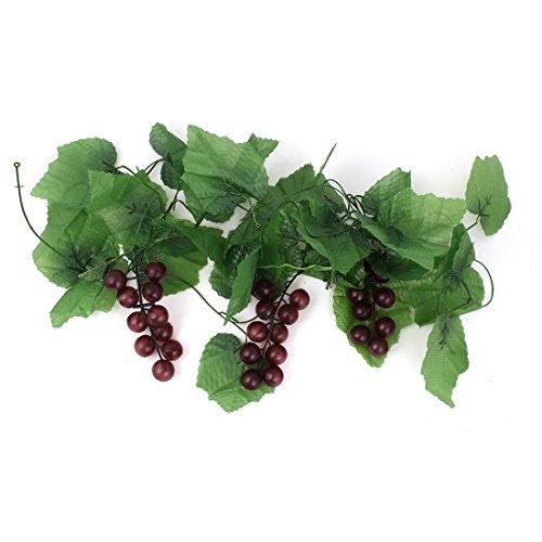 home-decorative-green-artificial-grape-vine-79-ft