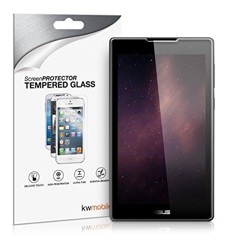 kwmobile Bildschirmschutzfolie für ASUS ZenPad C 7.0 (Z170C / Z170CG) transparent - Premium Qualität
