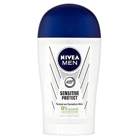 Nivea Men Sensitive & Protect Deodorant Stick (40ml)