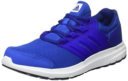 Adidas Galaxy 4 M, Zapatillas de Running Hombre, Azul (Blue/Mystery Ink/Legend Ink), 42 EU