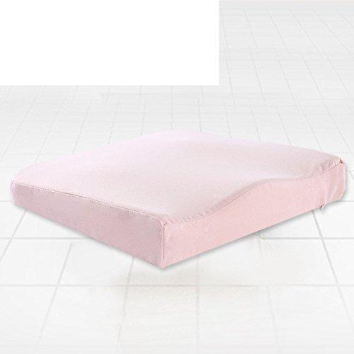 Natürlich Latex Seat dämpfung Massage] Sofa-kissen [health care] Taille Super weiche sitzkissen 40 * 40 * 7 cm Mit mantel (sortierte farben)-B 40x40x7cm(16x16x3inch) Schaum-sofa-seat-kissen