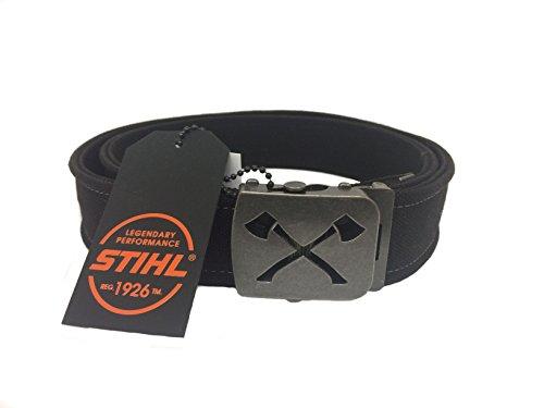 stihl-gurtel-urban-axe-schwarz-120-cm-kurzbar-100-baumwolle