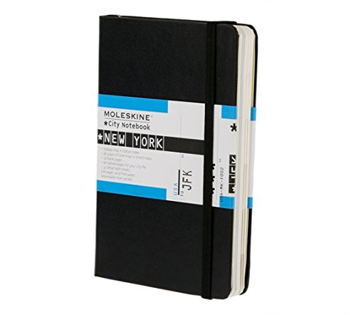 Moleskine - New York City notebook