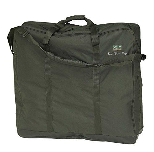 Carp Chair Bag   sichere Transporttasche für Angelstühle, Liegen und Taschen   extra dicker Schultergurt