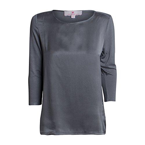 "Damen 3/4 Arm-Shirt ""Christina"" - von Lieblingsstück Anthra"