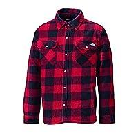Dickies Overhemd, Rood, M