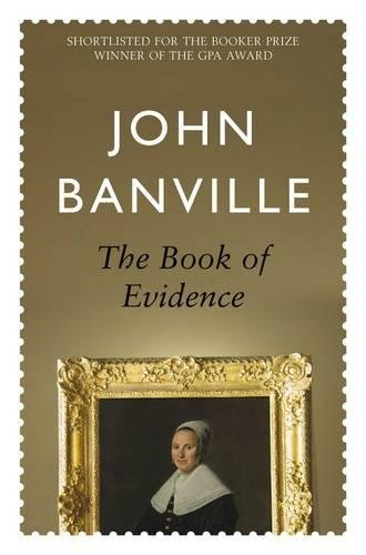 The Book of Evidence Cover Image