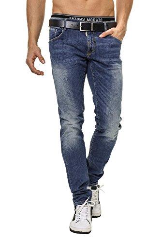 Antony Morato - Jeans - Skinny - Homme Bleu