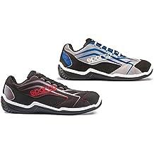 Sparco 0751445NRRS Zapatillas Negro/Rojo 45
