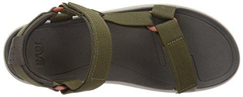 Teva Sanborn Universal M's, Chaussures d'Athlétisme Homme Vert (Olive)