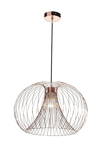 Pendant lights search furniture contemporary modern copper wire ceiling pendant chandelier light shade greentooth Image collections
