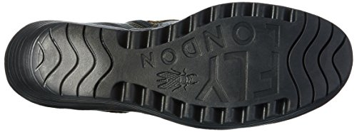 FLY London Ygot, Bottes femme Gris (Nicotine 014)
