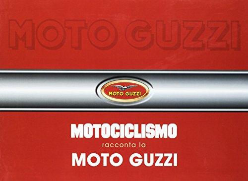 Motociclismo racconta la moto Guzzi