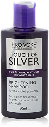 PRO:VOKE Touch of Silver Brightening Shampoo 150ml - 4.5 Star rating & 552 Reviews