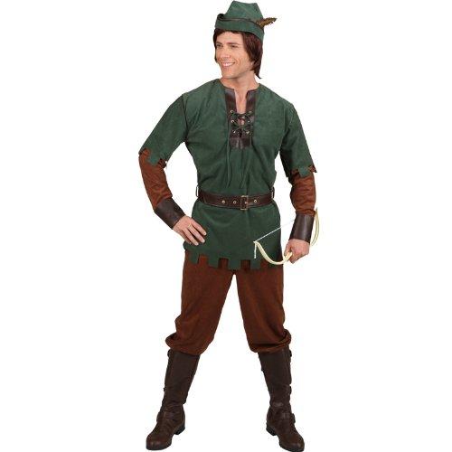 Hose Gürtel Hut, Größe:46-48 (Robin-hood-hosen)