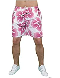 S&LU Angesagte Badeshorts im Surfer-Style mit einem Mesh-Innenslip / verschiedene Größen und Farben