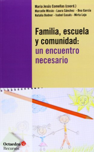 Familia, Escuela Y Comunidad (Recursos) por Maria Jesús Comellas Carbó