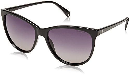 Polaroid Eyewear PLD 4066/S, Montures de lunettes Femme, Noir (Black), 57