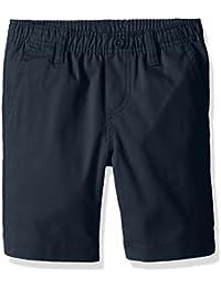 Nautica Boys' Uniform Pull-On Twill Short