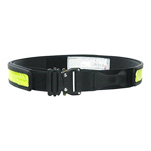 """Fusion de la policía Militar táctico de Alta Visibilidad Reflectante Tipo Cinturón Un pequeño Amarillo de neón 28-33""""/1.75"""" Wide"""