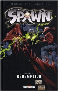 Spawn, Tome 5 : Rédemption de Todd McFarlane,Erik Larsen,Greg Capullo ( 20 août 2008 )