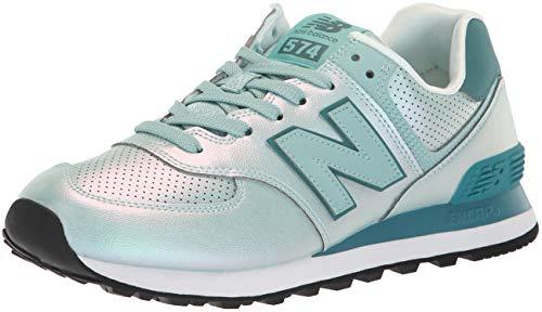 New Balance 574v2, Zapatillas para Mujer, Verde (Mineral Sage/Outer Banks Ksa), 40 EU