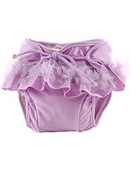 Mignon réutilisable Baby Girl Swim couches de natation Accessoires pour nourrissons / tout-petits, # 07