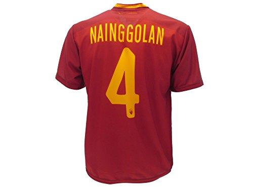 AS Roma Camiseta Fútbol radja naingg Olan Réplica Autorizados 2017/18Niños Niño (10años)