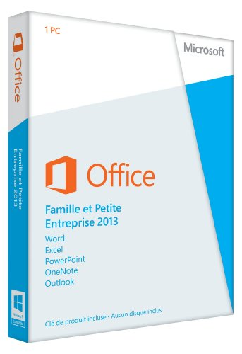 Microsoft Office Home and Small Business 2013