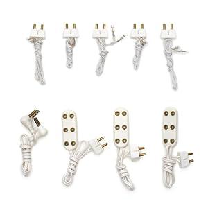Lundby 60.7026.00 - Cable de extensión Kit, Mini muñeca con Accesorios