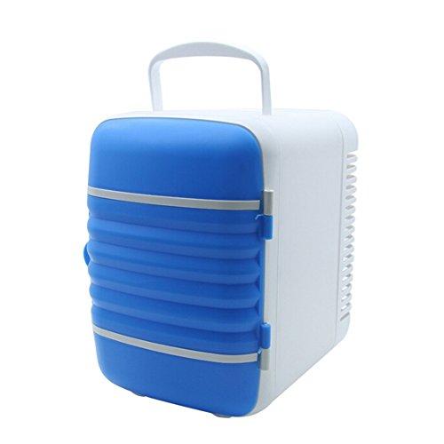 Portable 12v 4l Auto Car Refrigerator Mini Travel Fridge Cooler Box