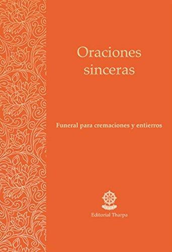 Oraciones sinceras: Funeral para cremaciones y entierros