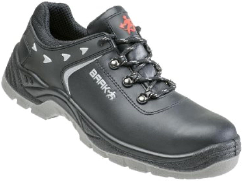 Baak Heiko industriale 8034 S3 sicurezza avvio scarpe BGR191 nero | In Linea  | Scolaro/Ragazze Scarpa