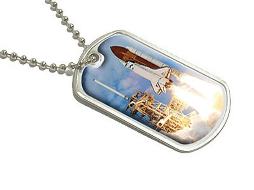 space-shuttle-launch-spaceship-discovery-military-dog-tag-luggage-keychain