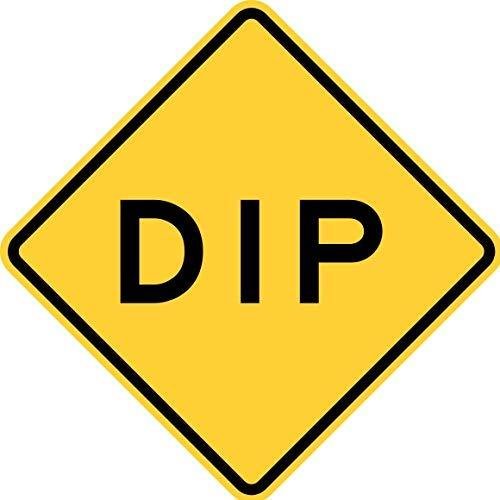 Dip Schild, Metallschild, Aufschrift Private Property, Gefahrenschild, Torschild, 20,3 x 30,5 cm -