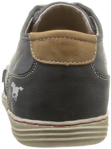 Mustang 4076304 Herren Walkingschuhe Grau - Gris (200 Stein)