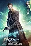 DC's Legends of Tomorrow – Rip Hunter – US Imported TV Series Wall Poster Print - 30CM X 43CM Brand New