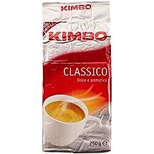 Kimbo Classico Cafè Napoli Molido 250g x 10 (2,5 kg ...