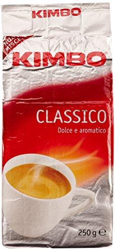Kimbo Classico 4x250g gemahlen