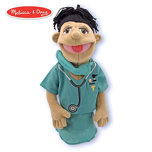 Melissa & Doug Arzt-Puppe (Und Melissa Puppe Doug)
